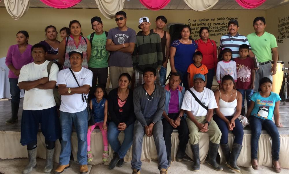 Asesoría para Formar Asociación de Desarrollo Indígena